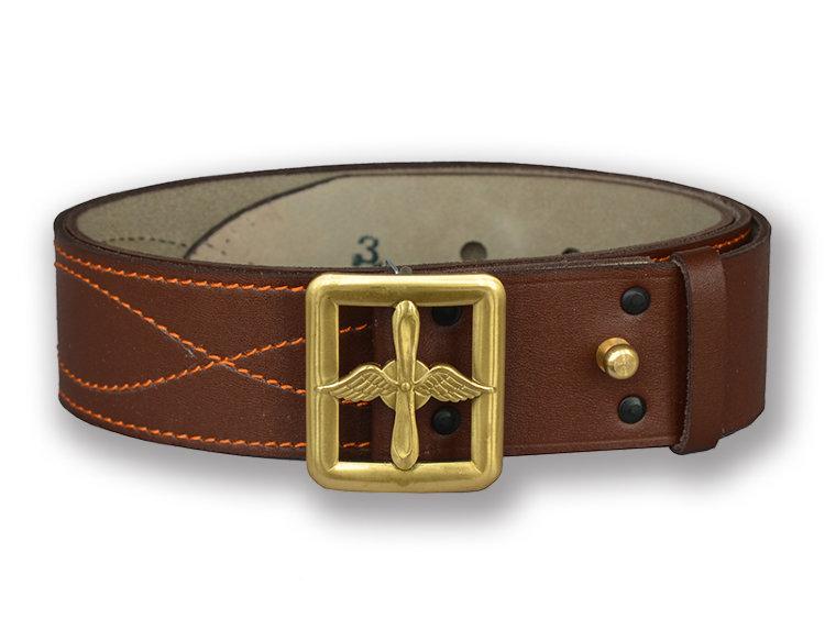 Ремень кожаный с эмблемой ремень как носить мужской